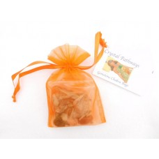 Gemstones Chakra Bag (Orange)